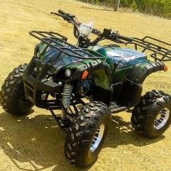Квадроцикл детский Grizzly 125 (под заказ)