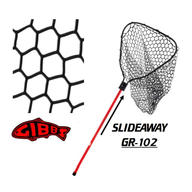 Подсачек Gibbs Rubber Nets GR-102