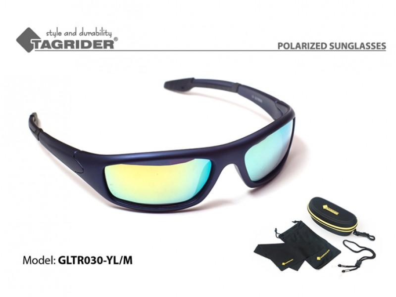 Очки рыболова поляризационные Tagrider в чехле GLTR 030