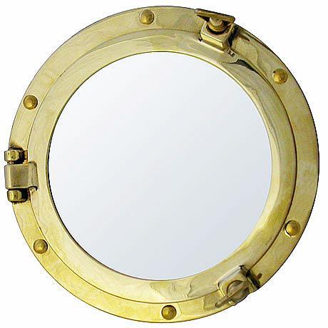 Зеркало Иллюминатор 300х205 мм