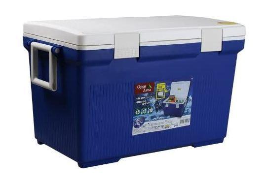 Термобокс  IRIS Cooler Box CL-45, 45 литров, синий