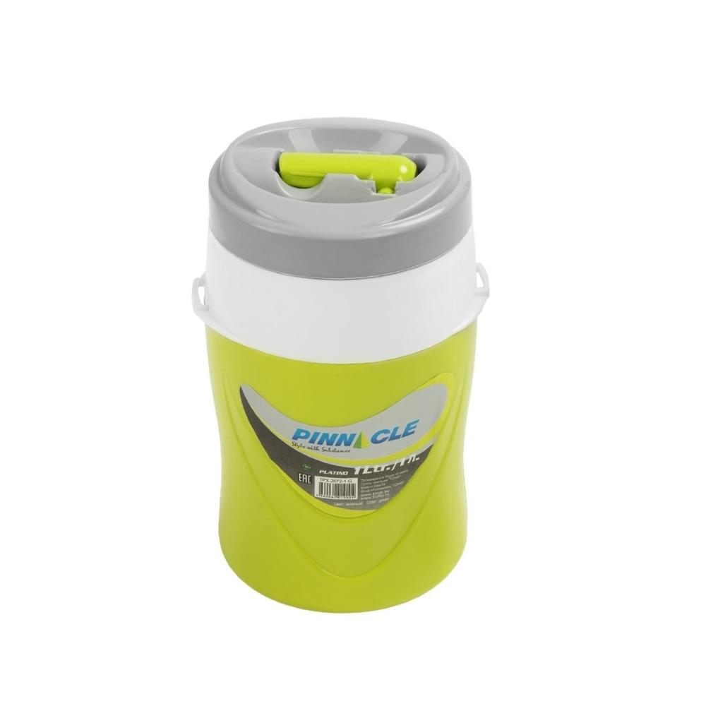 Изотермический контейнер для жидкости зеленый, Platino  4л