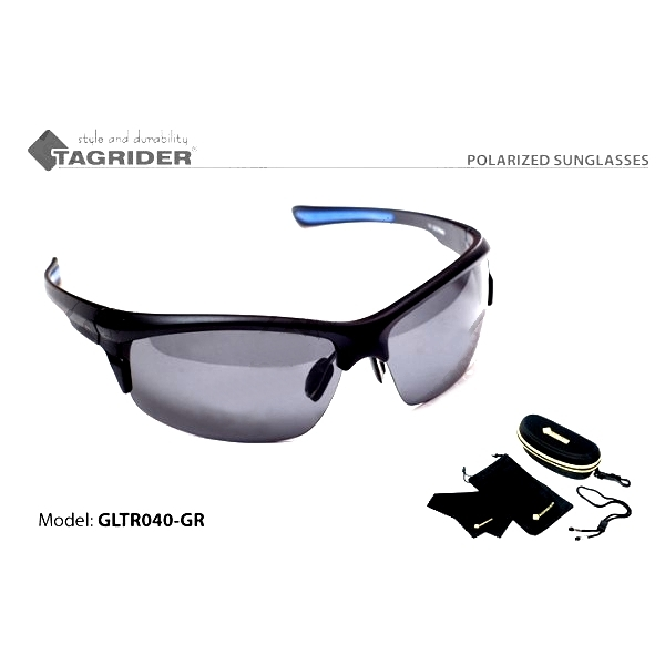 Очки рыболова поляризационные Tagrider в чехле GLTR 040