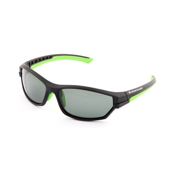 Очки поляризационные Norfin for Feeder Concept линзы серо-зеленые и желтые 01