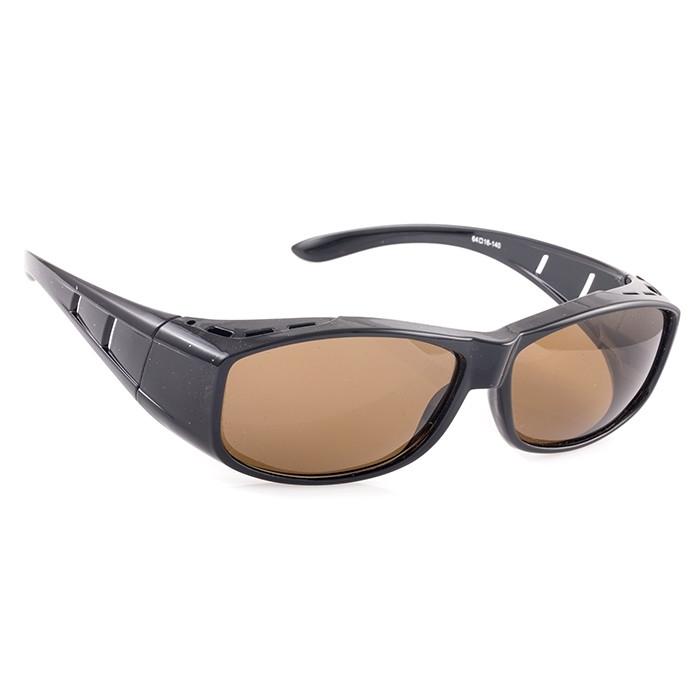 Очки поляризационные Tagrider N06-1 Brown