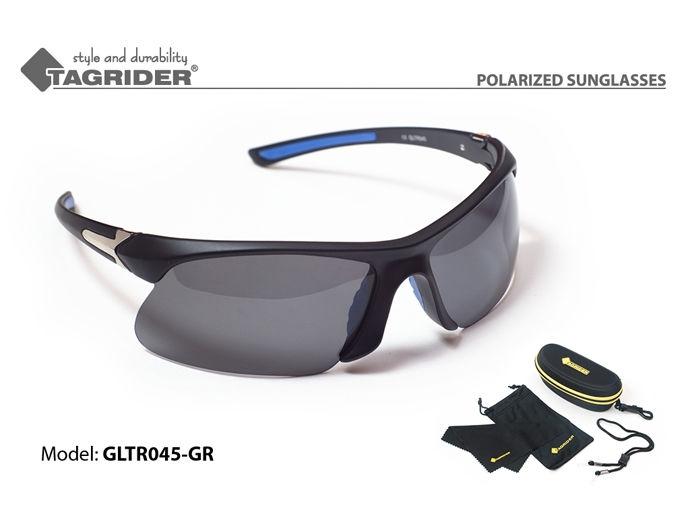 Очки рыболова поляризационные Tagrider в чехле GLTR 045