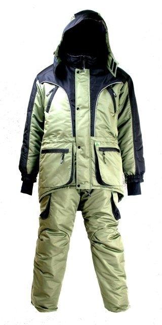 Куртка от костюма рыбака зимняя до -30 Каспий, 48-50