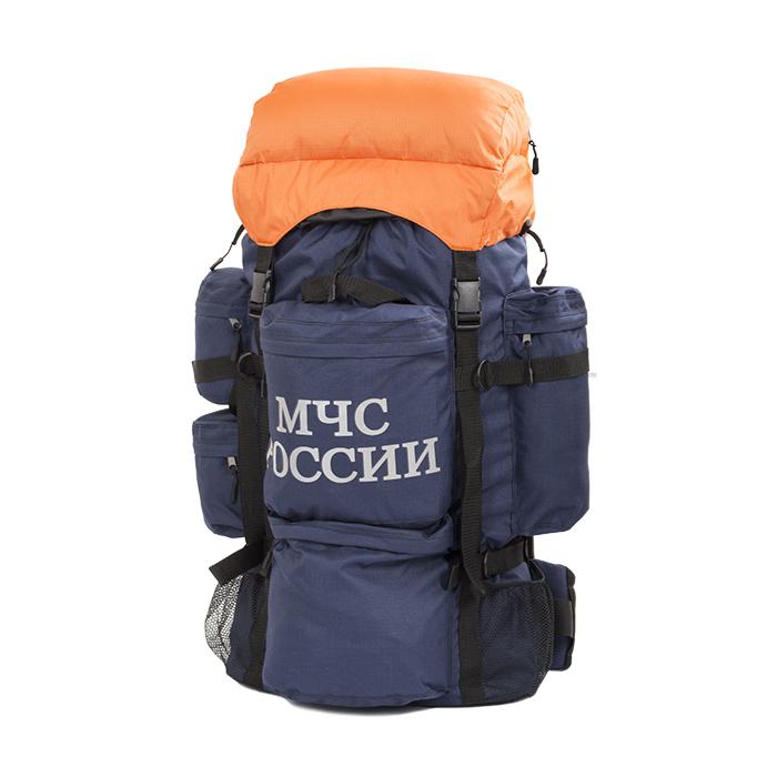 Рюкзак экспедиционный, 100л, синий