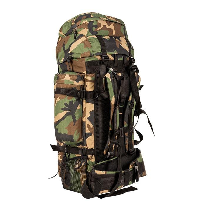 Рюкзак экспедиционный, 100л, хаки