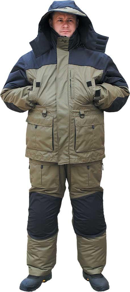 Костюм мужской зимний до -45 Арктика 3, 50-52 рост 176