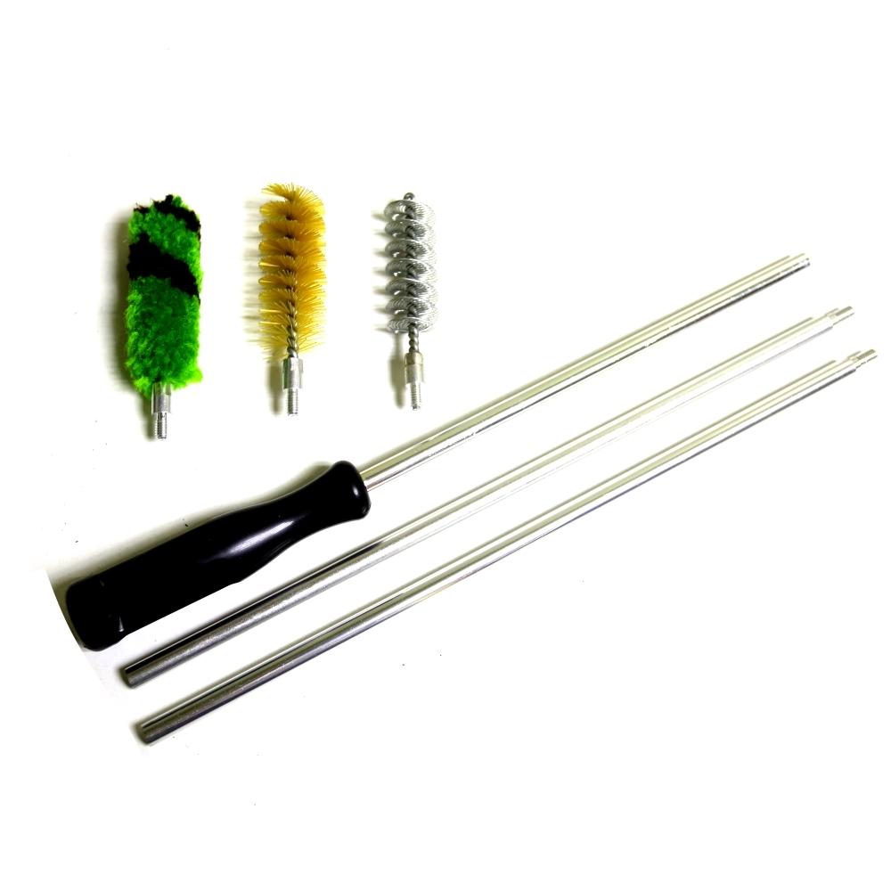Набор для чистки ShotTime кал.16, для гладкострельного оружия, металлический шомпол