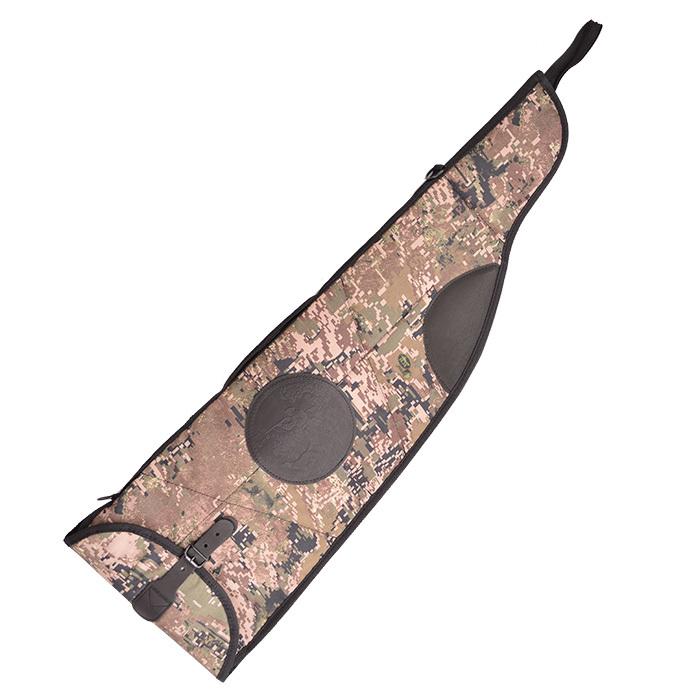 Чехол ружейный ИЖ 27, 84 см камуфлированный