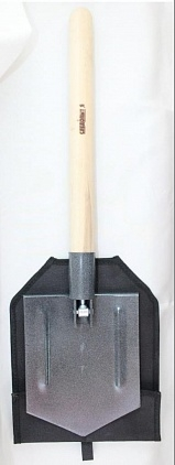 Лопата штыковая складная Следопыт