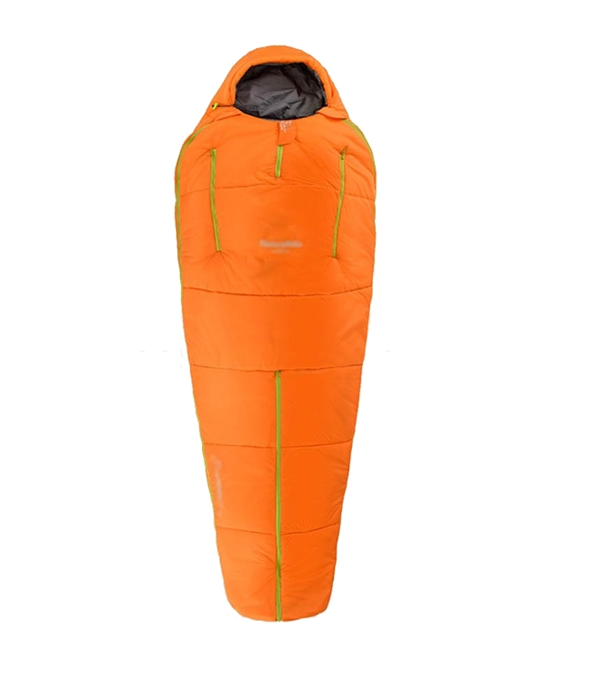 Спальный мешок NATUREHIKE Mobile Sleeping Bag S Orange