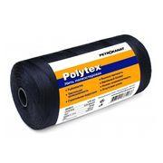 Нитки полиэфирные черные 500г Polytex PES 210 den/15, 1мм