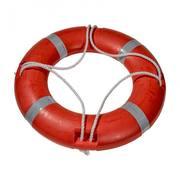 Круг спасательный морской сертификат РМРС купить c доставкой