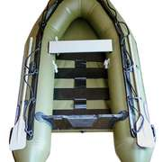 Лодка надувная ПВХ 3,0 метра Фарватер слань пол (Рассрочка)