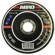 Диск торцевой лепестковый 100 (125 мм х 22,23 мм) ABRO
