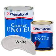 Необрастающая краска до 25 узлов CruiserUno EU 2,5л, Белый