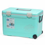 Термобокс SHINWA Holiday Land Cooler 33H, бирюза