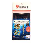 Оснастка самодур на корюшку HIGASHI A-101 Pink