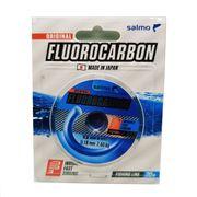 Леска монофильная флюорокарбоновая Salmo Flurocarbon 30м, 0,18мм