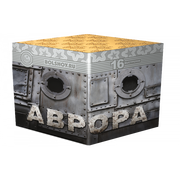 Салют Фейрверк AURORA 16 залпов, калибр 1 (Батарея салютов)