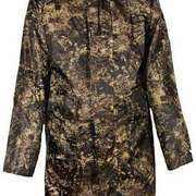 Плащ влагозащитный оксфорд камуфляж Raincoat, 36-38