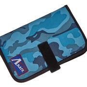 Органайзер Asari Micro Jigging Bag Single, blue camouflage