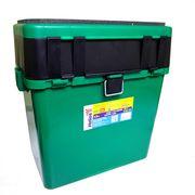 Ящик-М двухсекционный зимний Helios, Зеленый