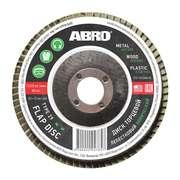 Диск торцевой лепестковый конический 60 (125 мм х 22,23 мм) ABRO