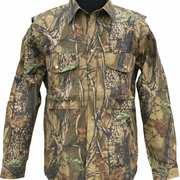 Рубашка рыбака-охотника лес, размер 54/182-188
