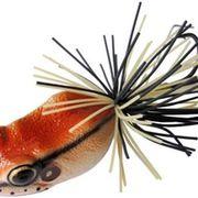 Приманка лягушка Marsh Frog коричневая 4,5см 10,5г
