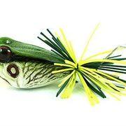 Приманка лягушка CrazZzy Frog Mini зеленая 4см 7г