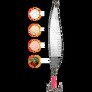 Блесна колеблющаяся Mikado Runner №1 6гр 5,6см - медь
