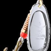 Блесна вращающаяся Mikado Blaster №5 серебро 00