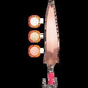 Блесна колеблющаяся Mikado Spark №0 4,5гр 4,5см - медь