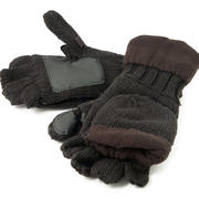 Рукавицы-перчатки беспалые вязаные Tagrider