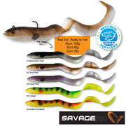 Виброхвост Savage Gear real eel 30.00/01