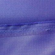 Ткань тентовая стояночная голубая (Василек), Poly Oxford 300D Rib Stop PD WR PU1000