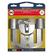 Комплект магниевых анодов Mercury Verado на 4 цилиндра