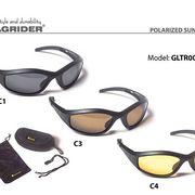 Очки рыболова поляризационные GLTR 3 Tagrider, Желтая линза
