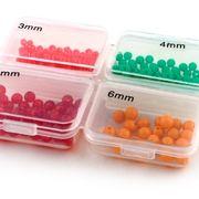 Набор шариков Akara Plastic balls (3-4-5-6 мм)