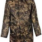 Плащ влагозащитный оксфорд камуфляж Raincoat, 48-50