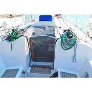 Москитная сетка на яхтеную дверь, 90х180мм