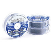 Леска зимняя Akara Crystal ICE Clear 30м, 0,25мм