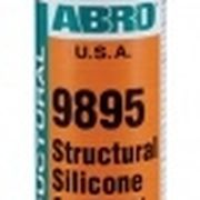 Герметик-клей силиконовый структурный ABRO