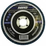 Диск торцевой лепестковый циркониевый 60 (100 мм х 16 мм) ABRO