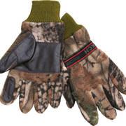Перчатки охотника белый лес, M-L