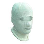 Лыжная шлем-маска Циклоп, белая